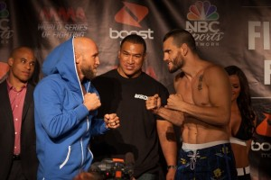 Burkman vs. Fitch Photo: