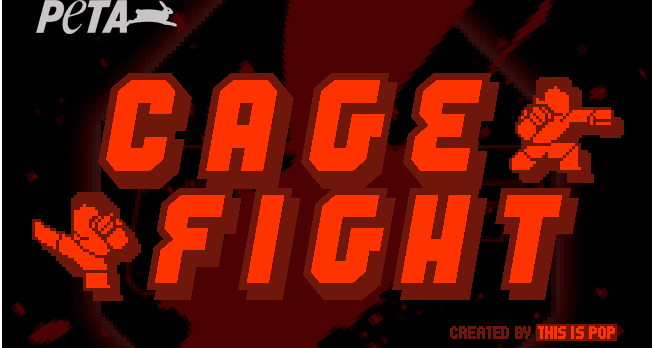 PETA Cage Fight