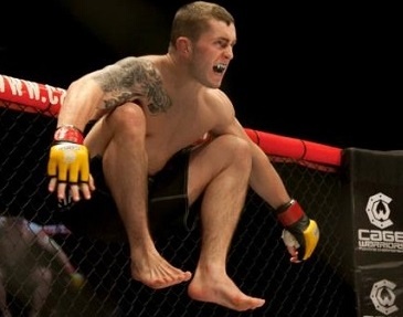 Photo courtesy: Dolly Clew / Cage Warriors