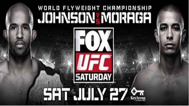 UFC on FOX 8 LIVE results and play-by-play