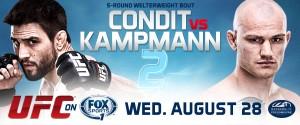 UFC on FOX Sports #2