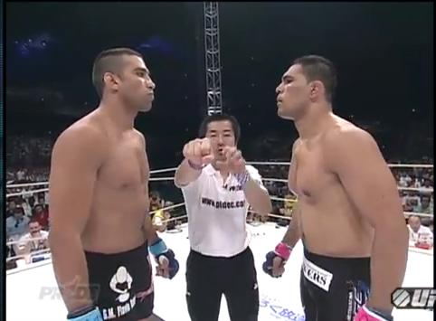 PRIDE 2006: Antonio Rodrigo Nogueira vs. Fabricio Werdum full fight video