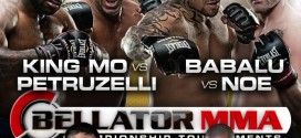 Bellator MMA 96 LIVE results and play-by-play