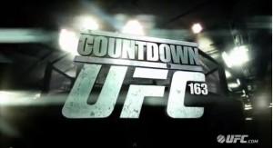 Countdown UFC 163