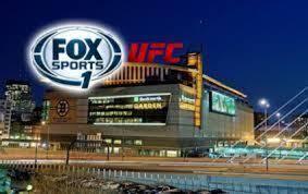 UFC on FOX Sports 1