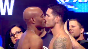 anderson silva vs chris weidman