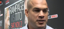 Tito Ortiz arrested for suspicion of DUI after crash