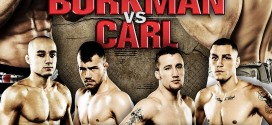WSOF 6: Burkman vs. Carl official weigh-in results