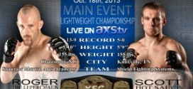 XFC 26 LIVE results and play-by-play