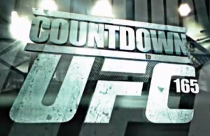countdown to ufc 165