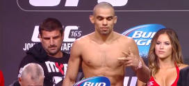 "Barao, ""I will bring the belt back to Brazil"""