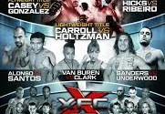 Justin Davis tapped on short notice to face Luis 'Sapo' Santos at XFC 26