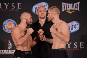Bellator 104 Weighins