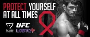 UFC HIV Awareness