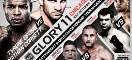 Glory 11 brings kickboxing to the masses tonight