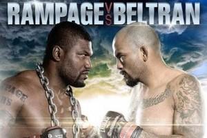 Rampage vs Beltran