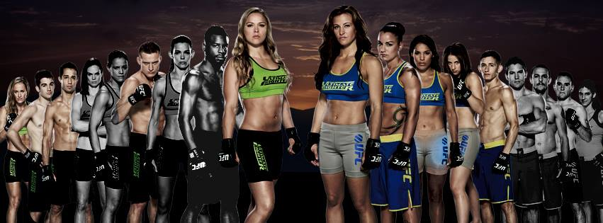 The Ultimate Fighter Season 18...