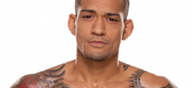 Yancy Medeiros suspended indefinitely following UFC Fight Night 31
