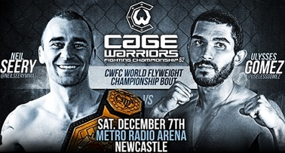Results: Cage Warriors 62