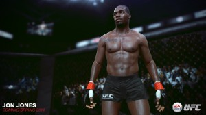 EA Sports Jon Jones