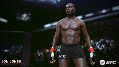 EA Sports Jon Jones