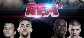 Quick Results: Resurrection Fighting Alliance 12