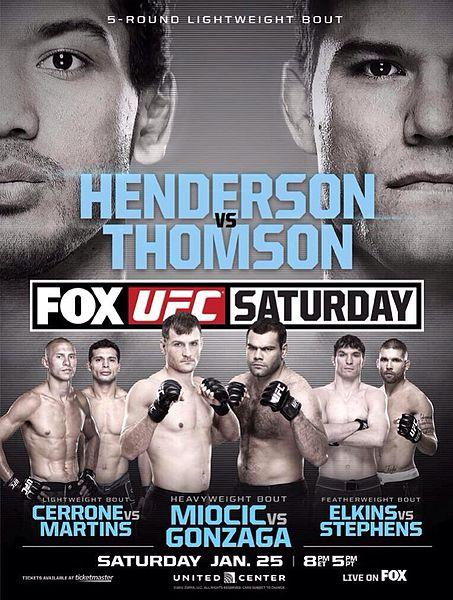 Mike Rio and Daron Cruickshank set to meet at UFC on FOX 10