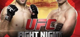 UFC Fight Night 34 weigh-in results