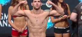 Chris Weidman vs. Luke Rockhold set for UFC 194 co-main event