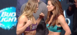 Miesha Tate potentially earns third fight against Ronda Rousey