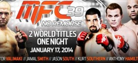 Video: MFC 39 'No Remorse' video highlights