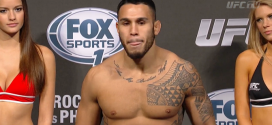 Yoel Romero meets Brad Tavares at UFC on FOX 11