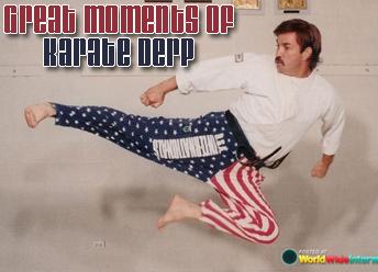Derp Karate