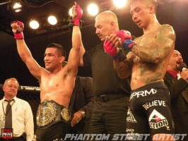Joe Soto defeats Jeremiah Labiano