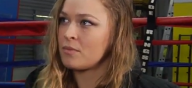 Ronda Rousey says she wants Bethe Correia, thinks TUF 20 will be fan favorite
