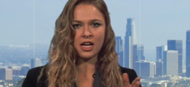 Video: Ronda Rousey profiles on Jimmy Kimmel and plans to embarrass Correira