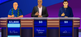 UFC Cartoons | BJ Penn: Quiz Show Prodigy (Part 1) *VIDEO*