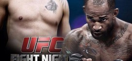 The Rundown – UFC Fight Night 37