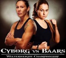 cyborg vs baars-lion fight 14