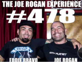 eddie bravo-joe rogan podcast