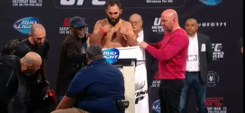Hendricks misses weight | 'UFC 171: Hendricks vs. Lawler' weigh-in results
