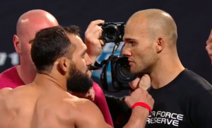 ufc 171-hendricks vs lawler