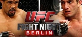 Mousasi vs. Munoz headlines UFC Fight Night 41 in Berlin