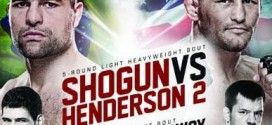 'UFC Fight Night 38: Shogun vs. Henderson II' LIVE results and play-by-play
