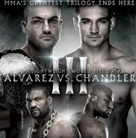 Bellator May 17