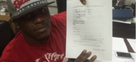 Melvin Guillard signs with World Series of Fighting