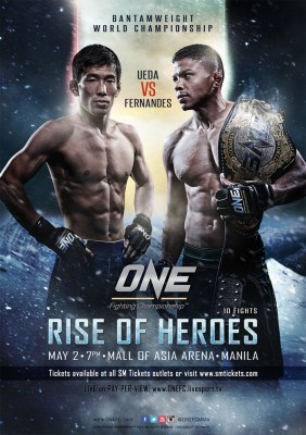One-FC-15-Rise-of-Heroes-Fight-Poster