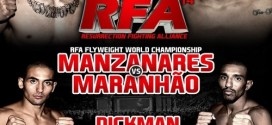 Leandro Higo out of RFA 14 main event, new opponent announced
