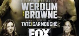 Five huge questions going into UFC on FOX 11: Werdum vs. Browne