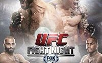 UFC Fight Night: Brown vs. Silva full card